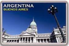 ARGENTINA BUENOS AIRES FRIDGE MAGNET SOUVENIR IMÁN NEVERA