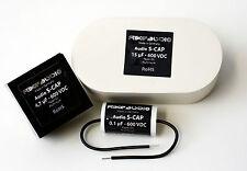 Rike Audio S-cap Paper in Oil Capacitor 600V (all values) - 1pcs