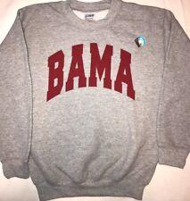 Bama Sweatshirt Youth University of Alabama Crimson Tide
