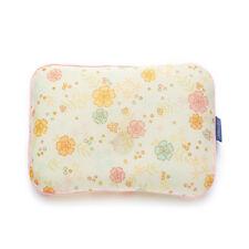 GIO Pillow infant newborn baby Pillow for prevent flat head - Gold Flower