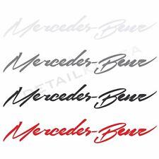 Griben Car Full Name Decal Sticker 10059 1 PCS for Mercedes-Benz AMG