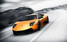 Sticker autocollant auto voiture Lamborghini A212