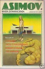 ISAAC ASIMOV-RIVISTA DI FANTASCIENZA # 11-HALDEMAN- YOUNG-BUSBY-JEPPSON-N11
