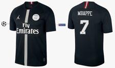 Trikot Nike Paris Saint-Germain 2018-2019 Third Black UCL - Mbappe [128-XXL] PSG