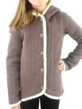 O'Neill Fleece Jacket Hooded Jacket Glacial Purple Teddy Fleece Buttons