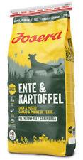 Josera Ente & Kartoffel 15 kg **Zugabe wählbar! ** Hundefutter Trockenfutter