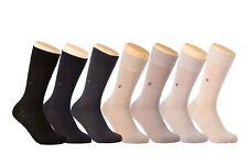 Men's Luxury Bamboo Dress Socks (4 Pairs)