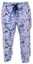By Louise von MG-1 Damen 3/4 Pyjamahose Loungewear Sleepwear Mode Farbwahl NEU