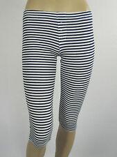 Mitch Dowd Ladies Umbrella Leggings Pyjamas Sleepwear size XSmall Navy White