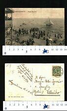 SAMPIERDARENA GENOVA (GE) - BAGNI BOZZANO-  BELLA ANIMATA RARA ANNO 1913 - 26151