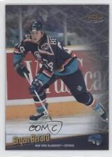 1998 Topps Finest No-Protector #107 Bryan Berard New York Islanders Hockey Card