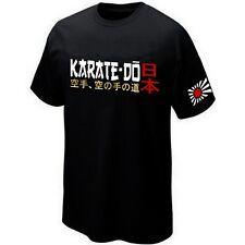 T-Shirt KARATE-DO SPORT COMBAT JAPAN JAPON NIPPON - Maillot