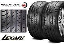 2 X Lexani LX-TWENTY 225/40R19 93W XL All Season Performance Tires 225/40/19