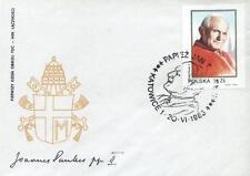 Poland 1983 Jan Pawel II papież John Paul Pope Papa Papst Giovani Paolo (83/25)