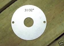 Majestic DV Fireplace Pipe Restriction Plate 10003261