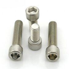 Socket Cap Screw  A2 Zylinderschraube ISK 10-24 UNC x 1  A2 Edelstahl