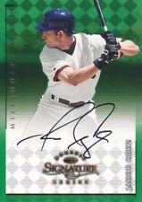 1998 Donruss Signature Autograph Millennium Baseball Cards Pick From List