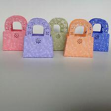 Sac à main faveur boîtes-mariages, bijoux, parties, cadeaux-assortiment couleurs