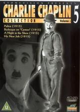 Charlie Chaplin - Vol. 5 [1915] [DVD], Very Good DVD, Charlie Chaplin,