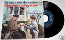 BO Feuilleton : Sébastien et la Mary Morgane 45 EP vinyl ORTF
