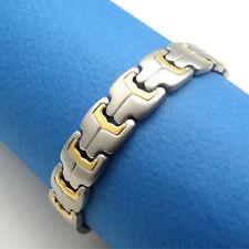 SABONA MEN'S EXECUTIVE Elite DUETTO braccialetto magnetico