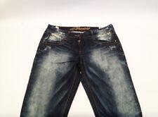 Timezone Damen Jeans Sill Medium Waist Straight Leg Slim Fit W30 L34 NEU SR148