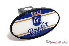 "KANSAS CITY ROYALS MLB TOW HITCH COVER car/truck/suv trailer 2"" receiver plug"