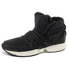 B2162 sneaker donna CRIME nero interno imbottito vintage scarpa shoe woman
