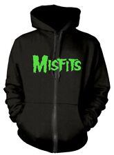 Misfits 'Jarek Skull' Zip Up Hoodie - NEW & OFFICIAL!