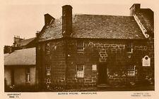 MAUCHLINE ( Ayrshire) : Burn's House RP-LILYWHITE