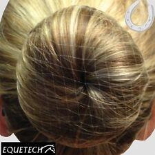 Equetech Fine Bun Net  – 2 Pack – Blonde or Brunette– Riding, Showing – FREE P&P