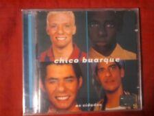 CHICO BUARQUE - AS CIDADES. SEALED CD.