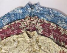 1 Cook Street Honolulu Men's Casual Hawaiian Pullover Shirt Sz Med - U Choose *