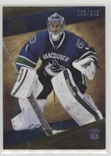 2011-12 Panini Prime #92 Roberto Luongo Vancouver Canucks Hockey Card