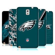OFFICIAL NFL Philadelphia Eagles Logo Soft Gel Custodia per Samsung Telefoni 2