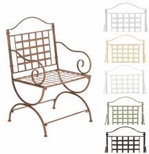 Stuhl Lotta Gartenstuhl Metallstuhl Stuhl Terrassenstuhl Eisen Antik Shabby
