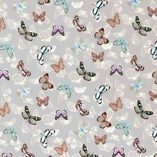 Hule Mantel por metros mariposas c146071 anguloso Rendondo OVAL