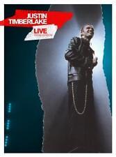 Justin Timberlake - Live From London (with bonus audio CD) [DVD], Very Good DVD,