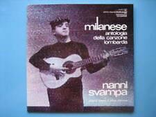 """NANNI SVAMPA """"Milanese"""" Antologia canzone lombarda LP"""