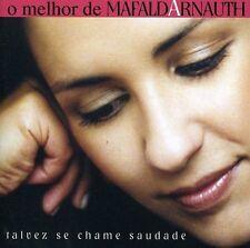 MAFALDA ARNAUTH - O MELHOR DE MAFALDA ARNAUTH NEW CD