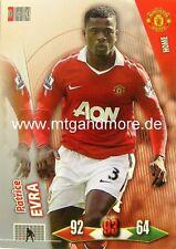 Adrenalyn XL Man. United - Patrice Evra - Home