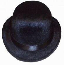 Robe Fantaisie Unisexe Parti melon noir vintage fashion chapeau Charlie Chaplin années 1930