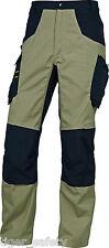 DELTA Plus Panoply m5pa2 MacH Spirito Beige Cordura Pantaloni Con Tasconi Lavoro Pantaloni