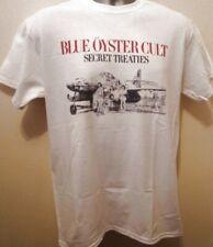 BLUE OYSTER CULT segreto trattati'70 Hard Rock maglietta HEAVY METAL BOC nuovo 030