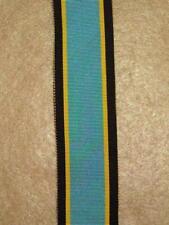 "6"" of Original SILK issue WW2 Air Crew Europe Star Medal Ribbon"