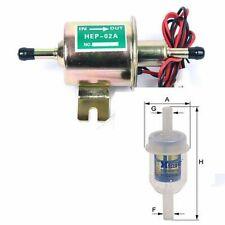 Benzinpumpe Vorförderpumpe Benzin Diesel universal 12V Baumaschine KFZ Boot
