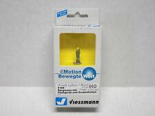 VIESSMANN HO SCALE ANIMATED/OPERATING MINER FIGURE W/RADIO & HELMET LAMP 5189