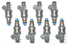 Set of 8 BRAND NEW Upgrade Fuel Injectors VIN 8 CORVETTES 1989-91, 17090882 more