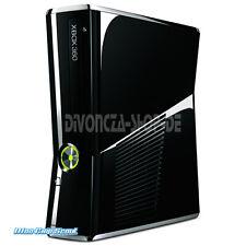 XBox 360 Slim Konsole schwarz glänzend - 135 Watt (Hana) ab Bj. 12.07.11 - NEU