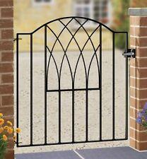 Verona Modern Garden Gate fit from 850-990mm GAP X 942mm H galvanised iron metal